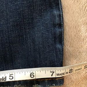 """See Thru Soul Jeans - See Thru Soul Jeans """"most wanted"""" Distressed"""